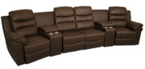 Seatcraft Genesis Home Theater Furniture