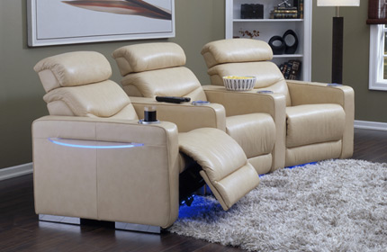 Palliser Digital 41451 Home Theater Seating