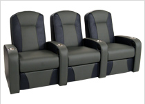 Seatcraft Monte Carlo Home Theater Seating