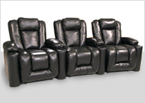Klaussner Home Theater Seating