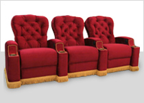 Seatcraft Executive Home Theater Seating