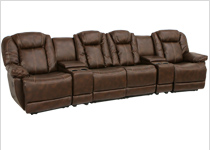 Klaussner Ashford Home Theater Furniture