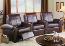 Palliser Balance Movie Theater Chairs