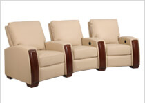 Seatcraft Capella Home Theater Seating