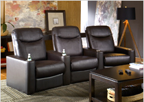 Seatcraft Argonaut Home Theater Seating