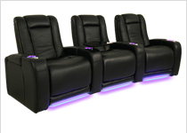 Seatcraft Aston Home Theater Seating