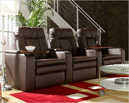 Seatcraft Bellagio Home Theater Seating