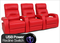 Seatcraft Liberty Home Theater Seats