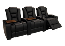 Seatcraft Meridian Home Theater Seating