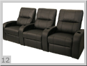 Seatcraft Vader Home Theater Seating