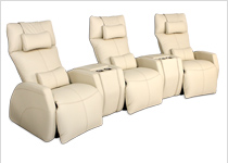 Seatcraft Spectrum Massage Theater Chairs