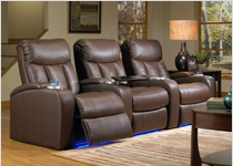 Seatcraft Verona Home Theater Seating